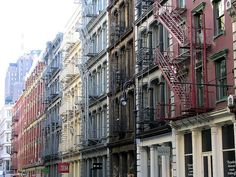 New York City views | New York City Soho Block - Over 24,000 Views | Flickr - Photo Sharing!