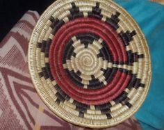 Native American Papago Wedding Basket  FATHERS DAY