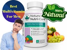 To remove the stress and gives the protein to your body, use the Best Multivitamin For Men Supplement. It consists of herbal and natural ingredients, which gives the energy to your body. For purchase the vitamins, visit our website. Natural Fat Burning Supplements, Weight Loss Supplements, Best Multivitamin For Men, Fat Burning Pills, Herbal Weight Loss, Natural Man, Raspberry Ketones, Diet Plan Menu, Boost Metabolism