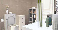 Caeley Sims: Attic Bathroom