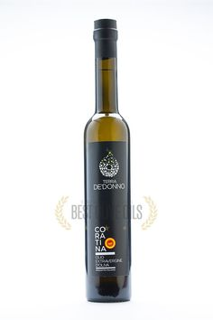 Coratina DOP Terra De' Donno - one of the World's Best Olive Oils!