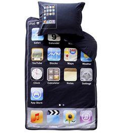 Llençols iPhone!    Fantàstics!!