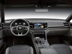 Volkswagen Tiguan 2015 Interior