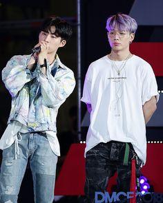 Hanbin x Bobby K Pop, Yg Ikon, Jay Song, Double B, Kim Hanbin, Korean Artist, My Everything, Love At First Sight, Yg Entertainment