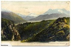 MT. EARNSLAW (9200 FT) FROM GLENORCHY. | Trade Me