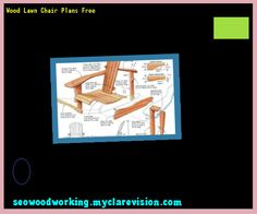 Wood Lawn Chair Plans Free 152915 - Woodworking Plans and Projects!