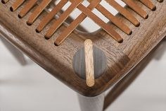 Sam_Maloof  -- An incredibly talented man. Click through to see some of his designs.