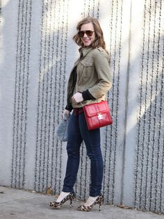 Brown Eyed Style: Mixed Layers