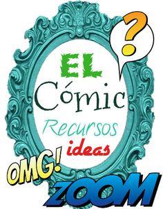 Enseñar con Cómics El uso de cómics en el aula es una excelente manera de llegar a los estudiantes y hacer que su enseñanza sea más entretenida. Echa un vistazo a sitios web decomics en el Aulado...