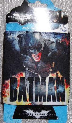 DC Comics BATMAN The Dark Knight Rises CAN HUGGER @ niftywarehouse.com #NiftyWarehouse #Nerd #Geek #Entertainment #TV #Products