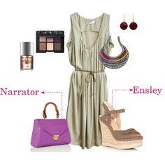 Ensley wedge sandal #shoes