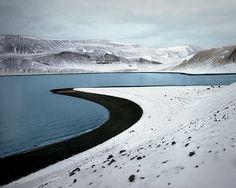 Crescent Beach - Deception Island, Antarctica by Robert Moran - (on Flickr)