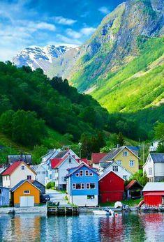 Beautiful Norway #FairfieldGrantsWishes More