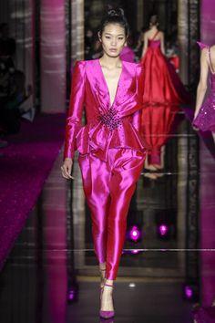 Zuhair Murad e a alta costura dos anos 80! - Fashionismo