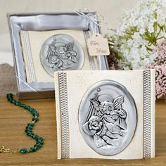 Find Guardian Angel Plaque by Fashioncraft with quantity discounts here, along with other baby shower favors. Christening Favors, Baptism Favors, Bridal Shower Favors, Wedding Favors, Wave Pattern, How To Memorize Things, Invitations, Frame, Gifts