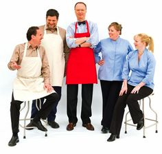 America's Test Kithchen & Cooks Country - Two of the best informative cooking shows on tv