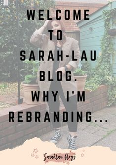 Sarahlau blogs formerly known as See The Stars has rebranded. In this blogging/lifestyle post I discuss the reasons for the rebrand.... Welcome, Lifestyle Blog, Blogging, Stars, Travel, Viajes, Sterne, Destinations, Traveling