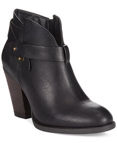 XOXO Karol Ankle Booties - Boots - Shoes - Macy's