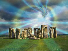 Tirei uma carta: Lugares mágicos: Stonehenge