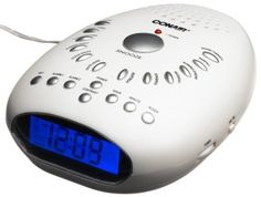 Amazon.com: Conair SU7 Sound Therapy and Relaxation Clock Radio: Health & Personal Care