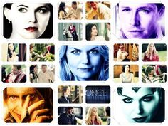 Once Upon A Time (fairy tales,tv,abc,once upon a time,show,drama,witch,cinderella,pinocchio)