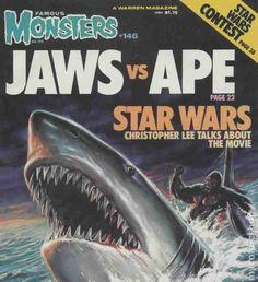 Famous Monsters of Filmland Magazine #146