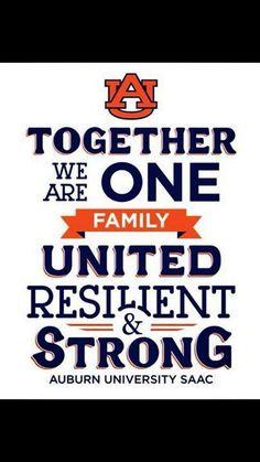 This Is True of the Auburn Family! Auburn Tigers all in! Auburn Tigers, Auburn Football, College Football, Auburn Vs, Clemson Tigers, Thing 1, Football Design, Win Or Lose, Auburn University