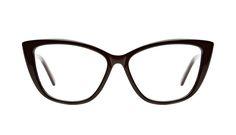 Affordable Fashion Glasses Cat Eye Eyeglasses Women Dolled Up Black