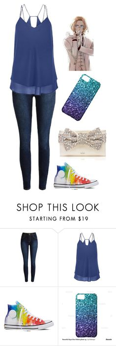 """""""Danny"""" by ashleeramme on Polyvore featuring Converse, Kate Spade and Souda"""