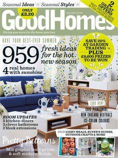 Good homes uk july 2015 by sara