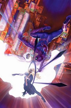 Alex Ross - Fotos de la publicación de Alex Ross