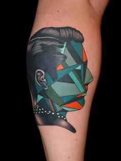 Pietro Sedda's Awesomely Surreal Tattoos - mashKULTURE