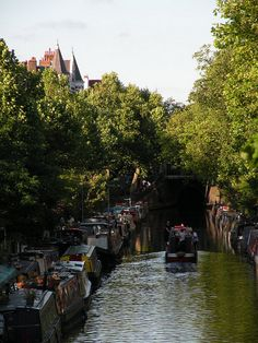 London - canals