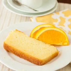 "Ricotta Orange Pound Cake -Another Pinner said ""SO moist and flavorful- this Ricotta Orange Pound Cake is so good!"""