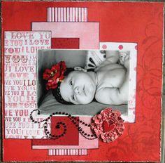 Newborn Photo Shoot - Scrapbook.com
