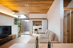 和モダンの家 京町屋×二世帯住宅 アーキッシュギャラリー