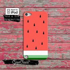 Watermelon Pastel Cute Art Pink Tumblr Inspired Case by CaseOasis