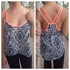 100% Polyester True to size Model is wearing Small  Was $19 Now $15