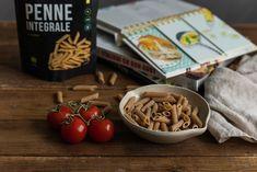 Penne. Penne, Pasta, Organic Recipes, Gluten, Food, Salads, Essen, Meals, Yemek
