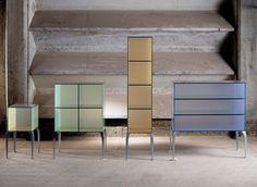 Philippe Starck. Филипп Старк. Gelly Table, Fiam Italia - Livìt 1999