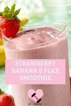 Nothing beats having smoothies for breakfast - it's like having dessert early in the morning guilt-free! This smoothie recipe I am going to share with you is healthy, delicious and refreshing! It also contains flax seed that provides healthy fats and fibe