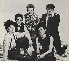 """Altered Images were an early 1980s Scottish New Wave / post-punk band. Led by lead singer Clare Grogan.  """"Happy Birthday"""" was such a fun song!"""