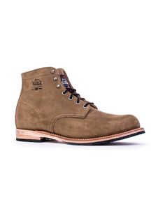 Men's Yankee Unlined Boot by WOOLRICH® The Original Outdoor Clothing Company - these would be perfect for the hubs!