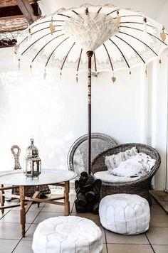 Zoco home Finland. Bali Umbrella