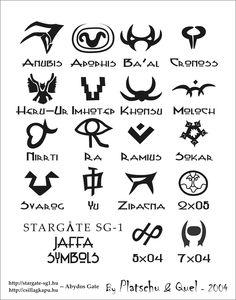 jaffa symbols