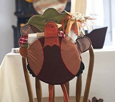 Turkey Chair Backer | Pottery Barn Kids
