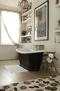 Black Tub   Designs By Katy