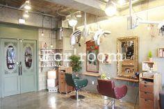 Nov 14. Hair Salon, designed by For'room.