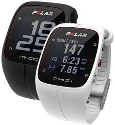 Polar M400 un versatile dispositivo GPS con monitoraggio 24/7 delle attività