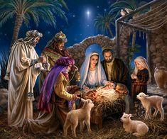 В Рождество Христово.... Обсуждение на LiveInternet - Российский Сервис Онлайн-Дневников